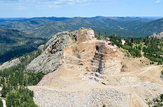 Full day mt rushmore monuments tour from deadwood in deadwood 459808