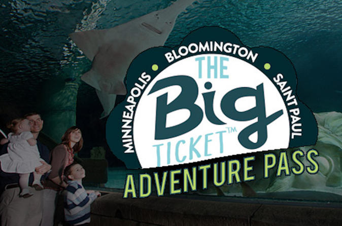 The big ticket adventure pass minneapolis bloomington st paul mall of in minneapolis 357996