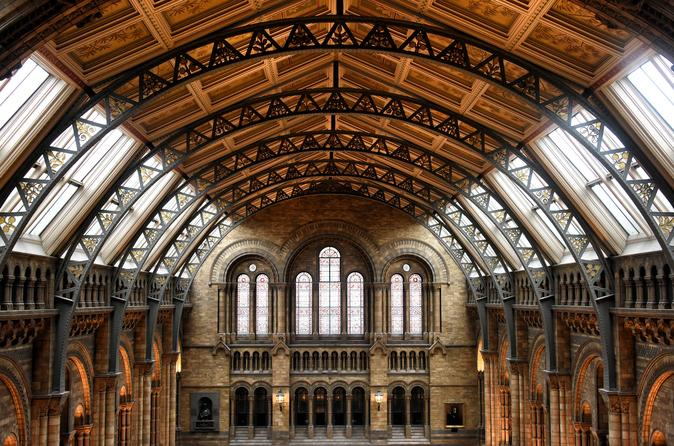 Private Guided Tour: Natural History Museum of London