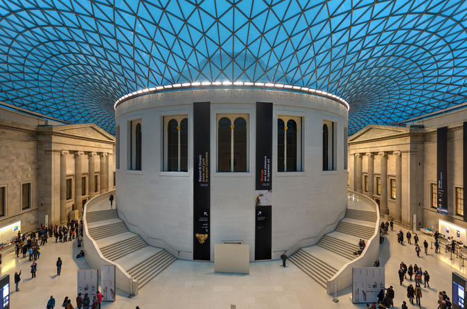 London Historical Walking Tour Including The British Museum Tours - Private Tour, London