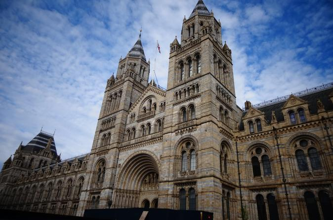 Semi-Private Guided Tour: Natural History Museum of London