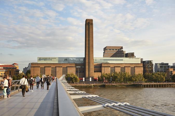 Semi-Private Guided Tour: Tate Modern Museum London