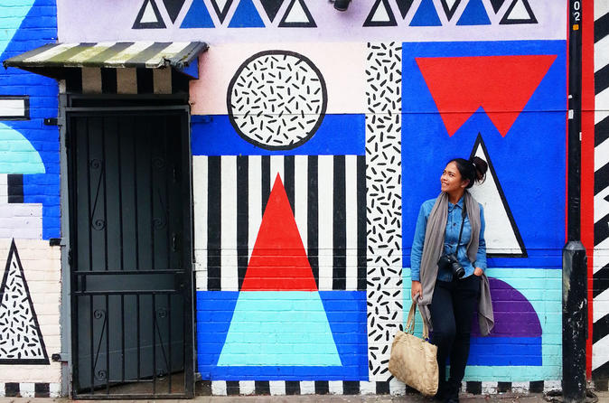 Semi-Private Guided Walking Tour: London East End Street Art