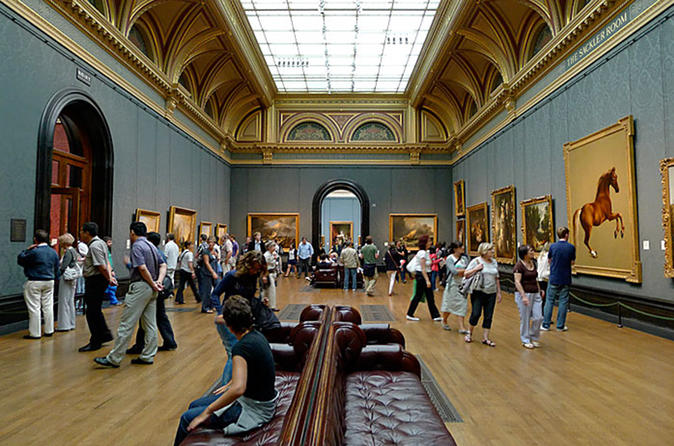 Super Saver British Museum & National Gallery of London