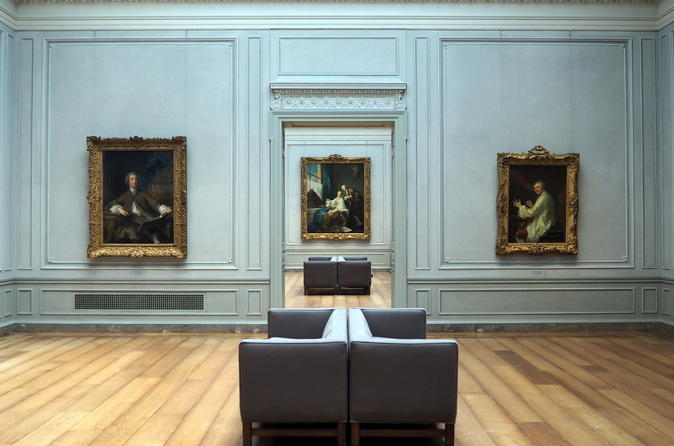 Private Guided Tour: The National Gallery of Art