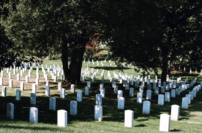 Private Guided Walking Tour: Arlington National Cemetery