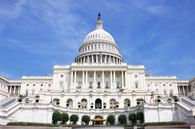 Private Guided Walking Tour: Capitol Hill