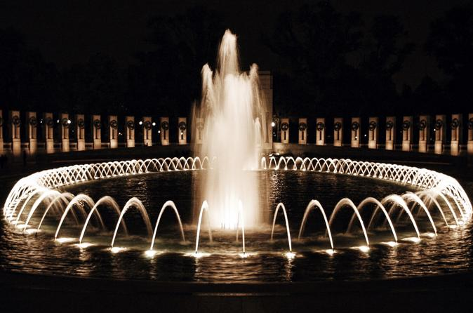 Private Guided Walking Tour: History of DC the National Malls and Memorials