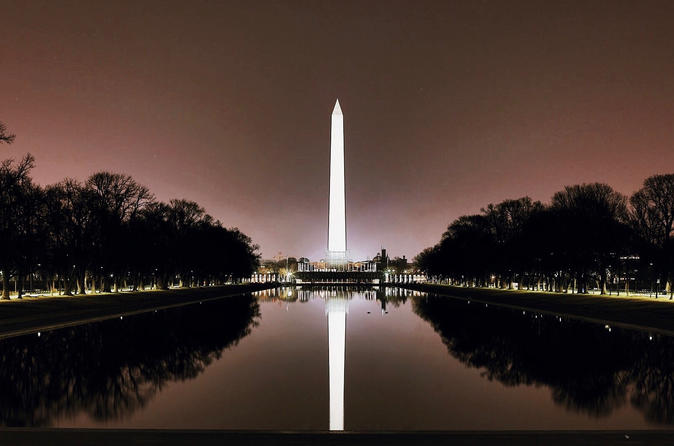 Small Group Guided Walking Tour: History of DC the National Mall and Memorials