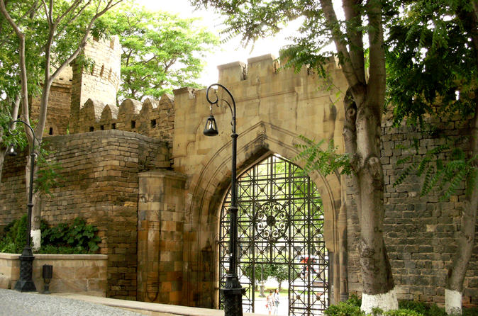 History walking tour of old baku in baku 358500