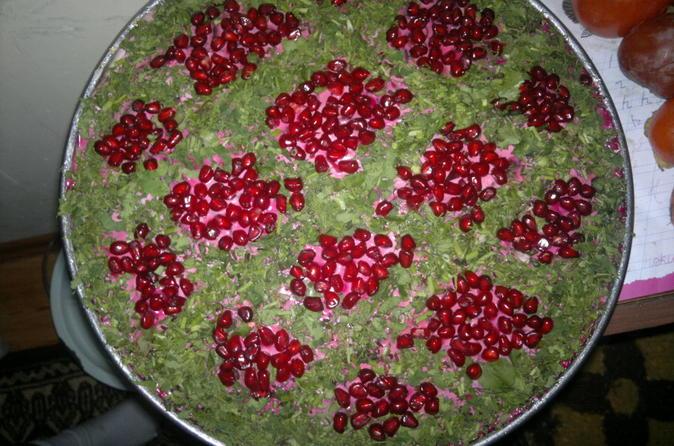 Homemade Food From Azerbaijani Granny - Baku