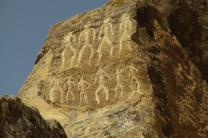 Prehistoric stones and unusual volcanoes tour from baku in baku 359106