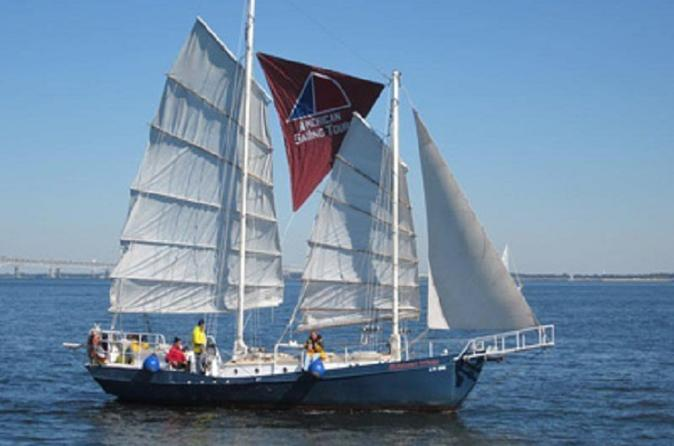 Baltimore inner harbor sailing experience in baltimore 361223