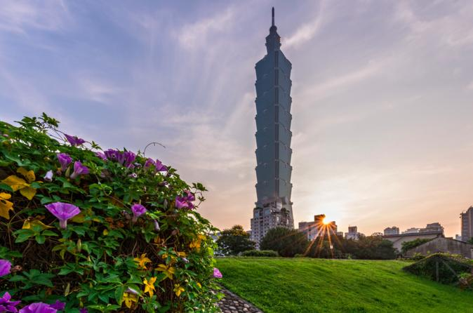 Private Taipei Full Day Chartered Car with Guide