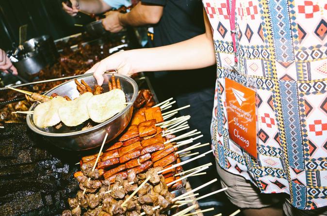 Taipei Night Market Tour - Hunger Game