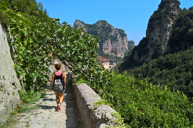 Amalfi Coast Walking & Biking Tours
