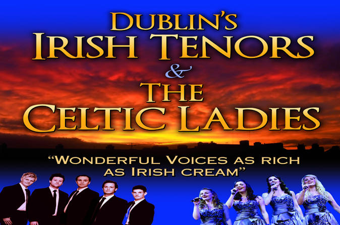 Dublin s irish tenors and the celtic ladies in branson 359032