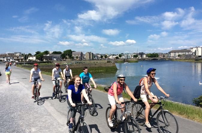 Guided bicycle tour of galway city in galway 368757