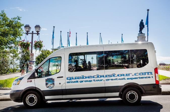 shuttle to ile d orleans