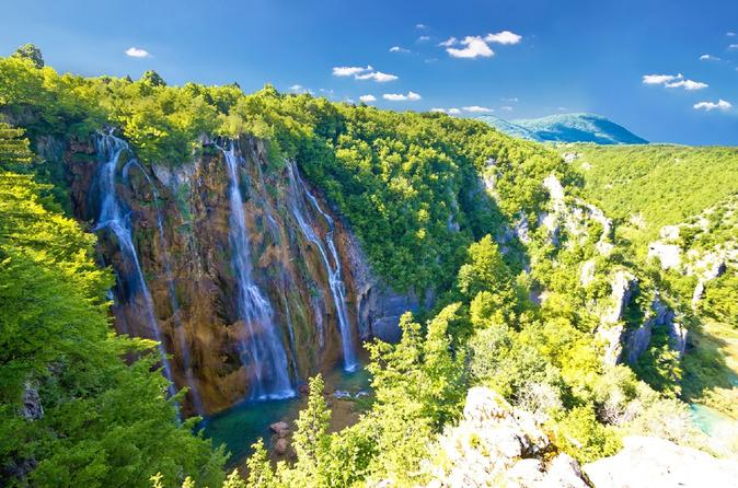 Plitvice lakes national park private day tour from zagreb in zagreb 429238