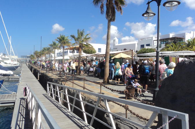 Lanzarote market visit and cruise with lunch from fuerteventura in playa blanca 374125