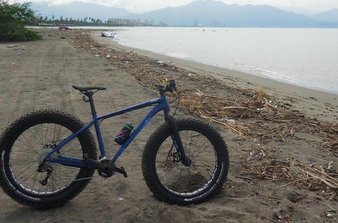 Fat Bike Marina Tour in Puerto Vallarta