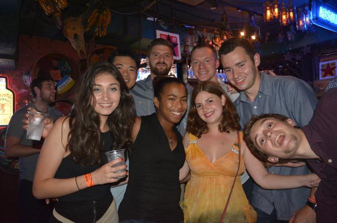 Saturday Night Life Pub Crawl Shanghai