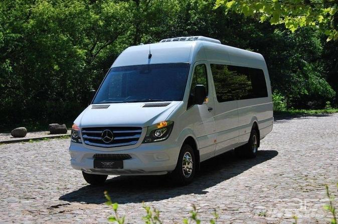Arrival Private Transfer Montevideo Airport to Montevideo City in Minibus