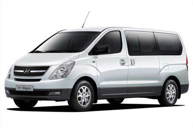 Departure Private Transfer from Lima City to Lima Airport LIM in Private Van