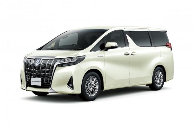 Departure Private Transfer: Hong Kong City to Hong Kong Airport in Private Van