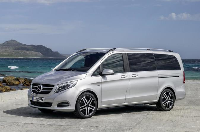 Private Buenos Aires Airport Arrival Transfer to Rosario City