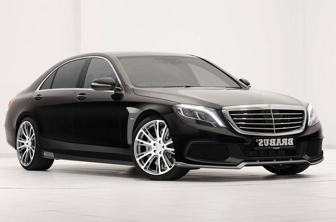 Departure Private Transfer Luxury Car Madrid to MAD