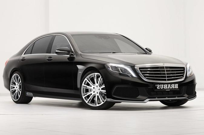 Dusseldorf City Departure Private Transfer To Dusseldorf Staion In Luxury Car