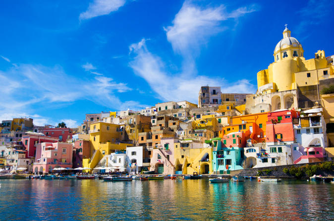 Private Capri & Naples Tour with Guide in Luxury Vehicle