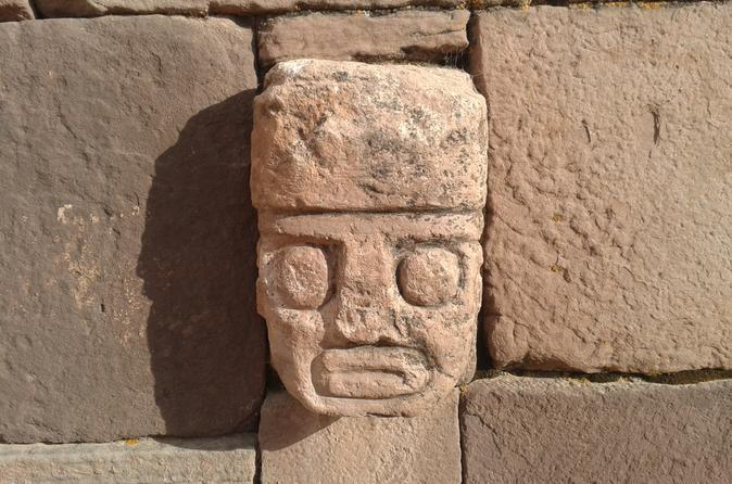 Tiwanaku viagem de dia inteiro saindo de La Paz