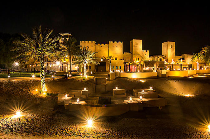 Dubai Desert Experience: Red Dune Drive and Al Sahra Desert Resort