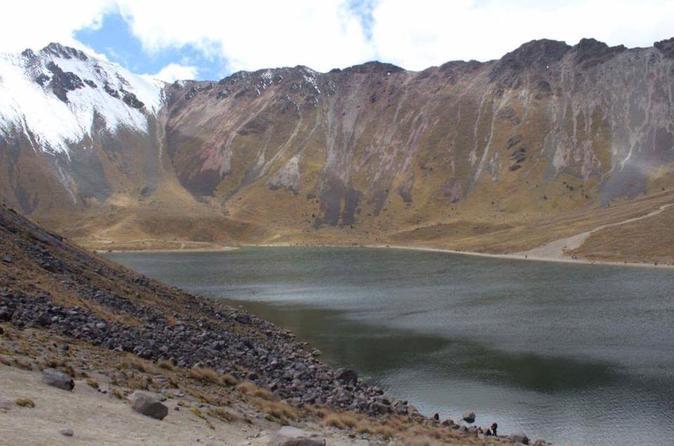 ATV Tour in the Nevado de Toluca and Metepec from Mexico City