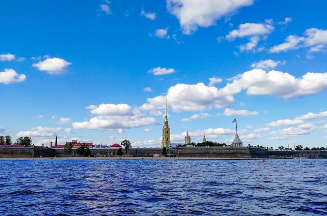 5 Hours Saint Petersburg Private Tour