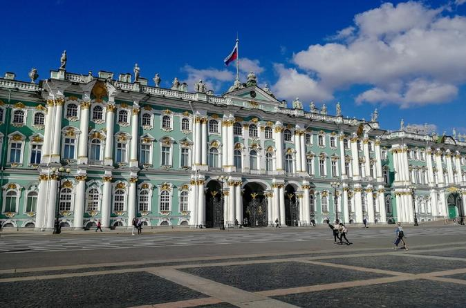 Hermitage Private Guided Tour
