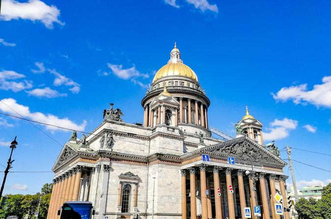 Saint Petersburg Private Tour (Isaac's Cathedral Included)