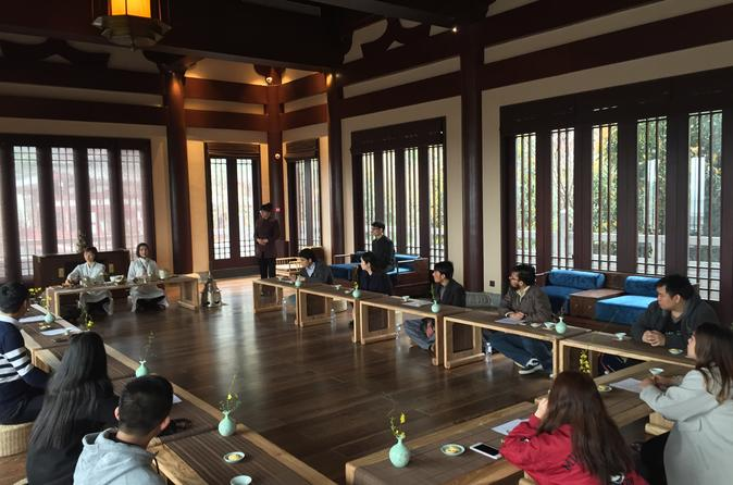 Tea Ceremony & Tang Costume Experience At Huaqing Palace In Xian