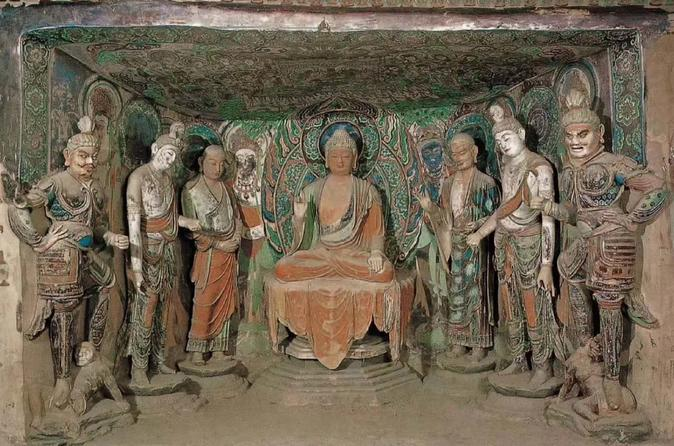 Classic The Silk Road Half Day Tour: The World Heritage --Mogao Grottoes - Dunhuang