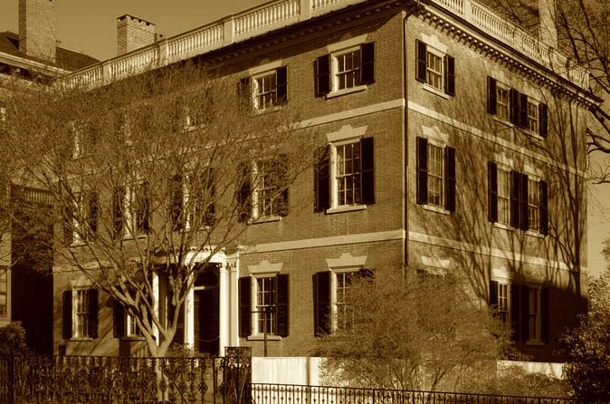Midday Haunted History of Salem Walking Tour