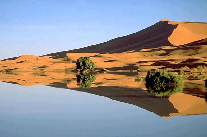 3 Days 2Nights Desert Trip  to Fez from Marrakech