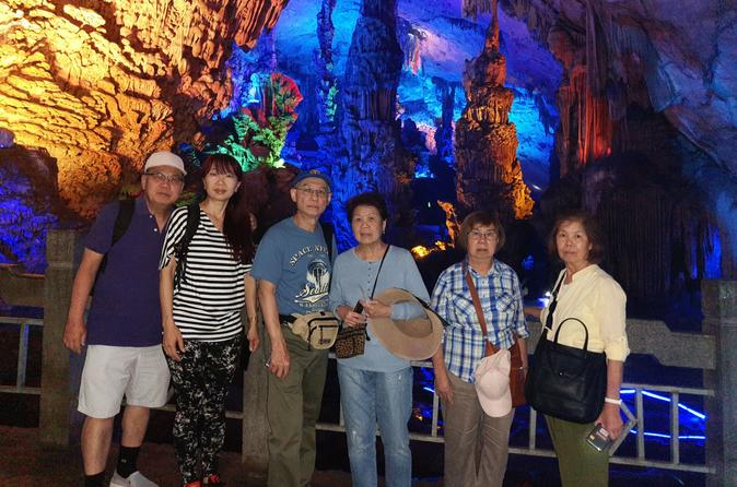 Guilin Caves priavte day tour