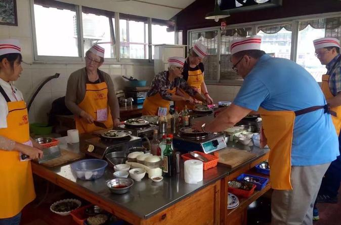 Half day Yangshuo Cooking lesson Small Group Tour