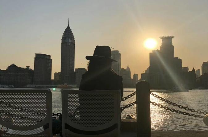 Private Custom Tour: Shanghai Water Village And Bund  Private Day Tour