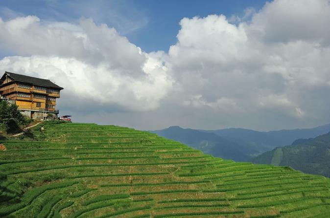 Private Day Tour: Longji Rice Terraces and Long Hair Village
