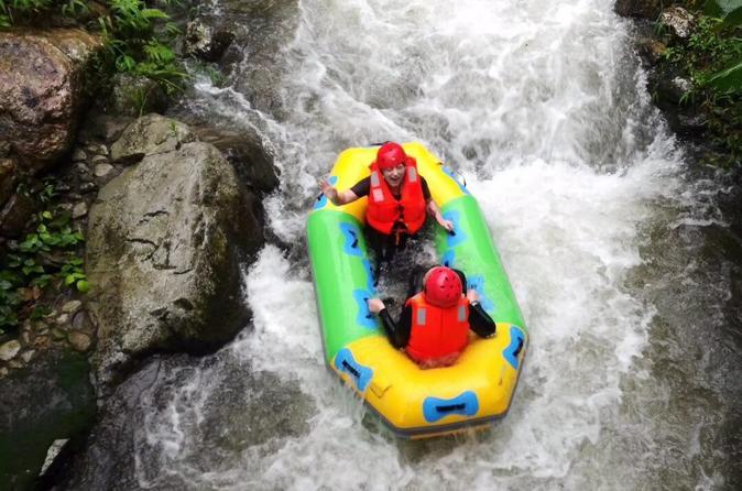 Yangshuo Longjing River Drifting Private Day Tour