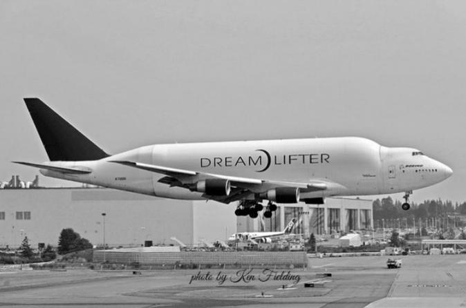 Boeing Tour Español